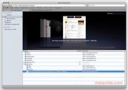 Safari  5.1.10 Español imagen 2