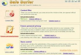 Safe Surfer immagine 1 Thumbnail
