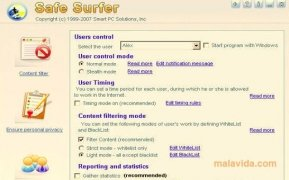 Safe Surfer immagine 2 Thumbnail
