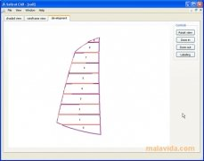 Sailcut CAD imagen 4 Thumbnail