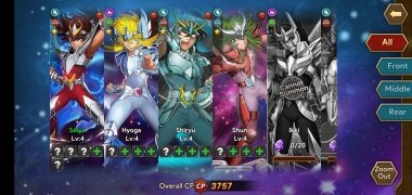 Saint Seiya: Galaxy Spirits Изображение 11 Thumbnail