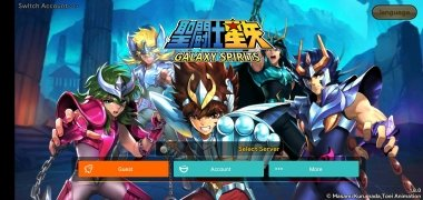 Saint Seiya: Galaxy Spirits Изображение 2 Thumbnail