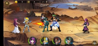 Saint Seiya: Galaxy Spirits Изображение 5 Thumbnail