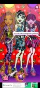Monster High Beauty Shop: Fangtastic Fashion Game image 3 Thumbnail