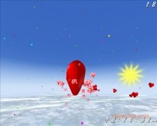 Valentine's Day 3D Screensaver imagem 5 Thumbnail