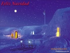 Merry Christmas Screensaver image 1 Thumbnail