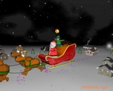 A very 3D Christmas Screensaver image 2 Thumbnail