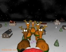 A very 3D Christmas Screensaver image 3 Thumbnail