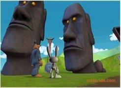 Sam & Max: Moai Better Blues bild 1 Thumbnail
