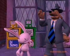 Sam & Max: Moai Better Blues image 2 Thumbnail