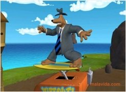 Sam & Max: Moai Better Blues immagine 3 Thumbnail
