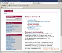 Sambar Server imagem 2 Thumbnail