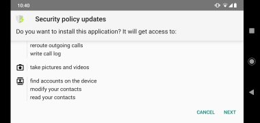 Samsung Security Policy Update imagen 6 Thumbnail