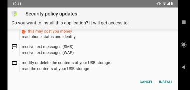 Samsung Security Policy Update imagen 7 Thumbnail