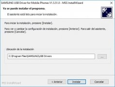 Samsung USB Driver for Mobile Phones imagem 3 Thumbnail