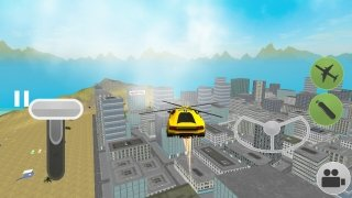 San Andreas Helicopter Car 3D image 2 Thumbnail