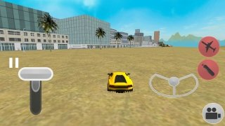 San Andreas Helicopter Car 3D image 3 Thumbnail