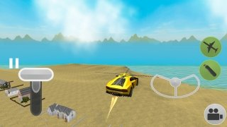 San Andreas Helicopter Car 3D image 4 Thumbnail