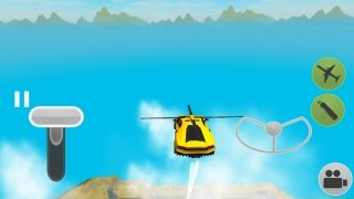 San Andreas Helicopter Car 3D image 5 Thumbnail