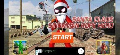 Santa Claus Stickman imagen 1 Thumbnail