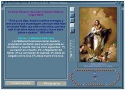 Santo Rosario  1.5.2 Español imagen 2