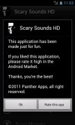 Scary Sounds HD image 5 Thumbnail