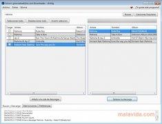 SciLor's Grooveshark Downloader imagen 3 Thumbnail