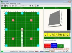 Scrabble 3D imagem 2 Thumbnail