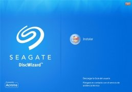 Seagate DiscWizard imagen 1 Thumbnail