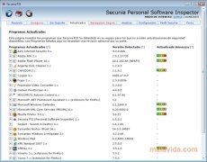 Secunia PSI bild 5 Thumbnail