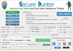 Secure Hunter Anti-Malware immagine 1 Thumbnail