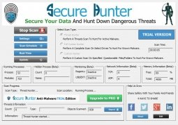 Secure Hunter Anti-Malware immagine 2 Thumbnail
