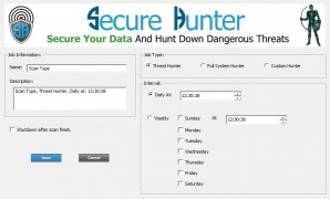 Secure Hunter Anti-Malware immagine 5 Thumbnail
