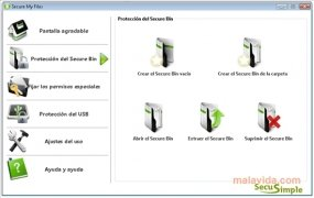 Secure My Files immagine 2 Thumbnail