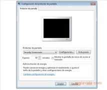 Security Screensaver imagem 2 Thumbnail