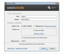 Send to Kindle immagine 1 Thumbnail