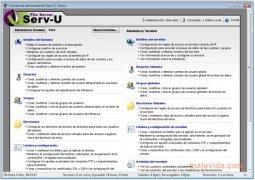 Serv-U Изображение 1 Thumbnail