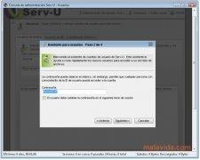 Serv-U immagine 6 Thumbnail