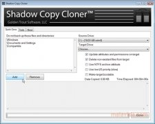 Shadow Copy Cloner immagine 1 Thumbnail