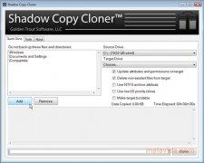 Shadow Copy Cloner image 1 Thumbnail