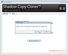 Shadow Copy Cloner immagine 4 Thumbnail