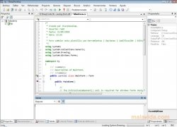 SharpDevelop immagine 1 Thumbnail