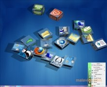 Shock Desktop 3D imagen 1 Thumbnail