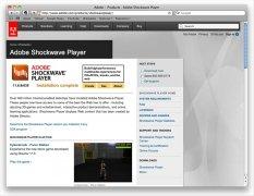Shockwave Player imagem 1 Thumbnail