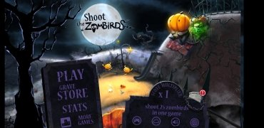 Shoot The Zombirds image 2 Thumbnail