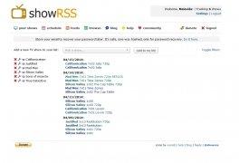 showRSS image 2 Thumbnail