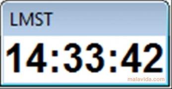 Sidereal Clock imagen 4 Thumbnail