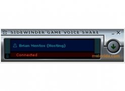 SideWinder Game Voice Share imagem 2 Thumbnail