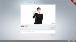 Signslator imagen 2 Thumbnail