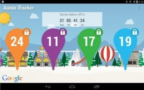 Google Santa Tracker image 5 Thumbnail